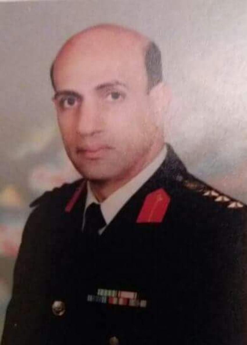 عميد بحري اح متقاعد محمود صلاح بسيم  من ابطال القوات البحرية بحرب الاستنزاف   و نصر أكتوبر 73