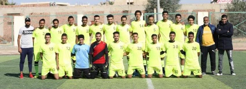 قرية عامر و سليم الحي الي نهائي دوري مراكز الشباب بالسويس