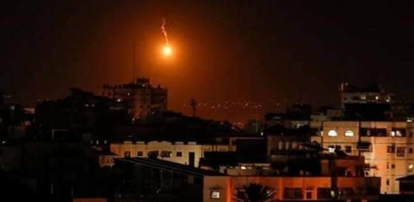 تجدد الغارات الإسرائيلية العنيفة على قطاع غزة