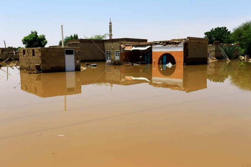 """مصر تعلن عن تضامنها مع جمهورية السودان الشقيقة إثر حادث إنهيار سد """"بوط"""""""