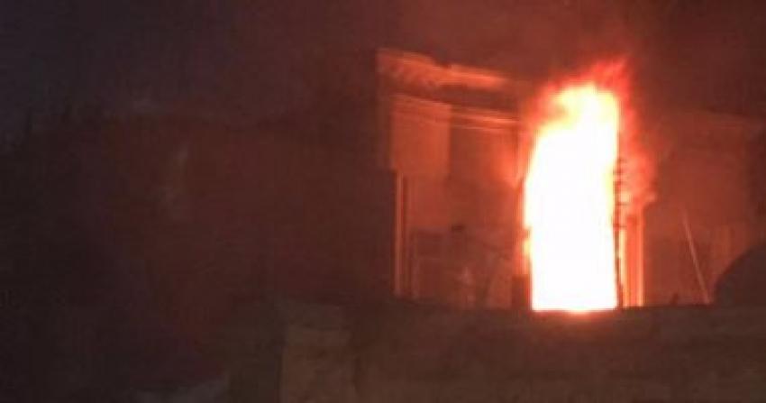 مصرع سيدة اثر احتراق وحدة سكنية بمدينة فيصل بالسويس