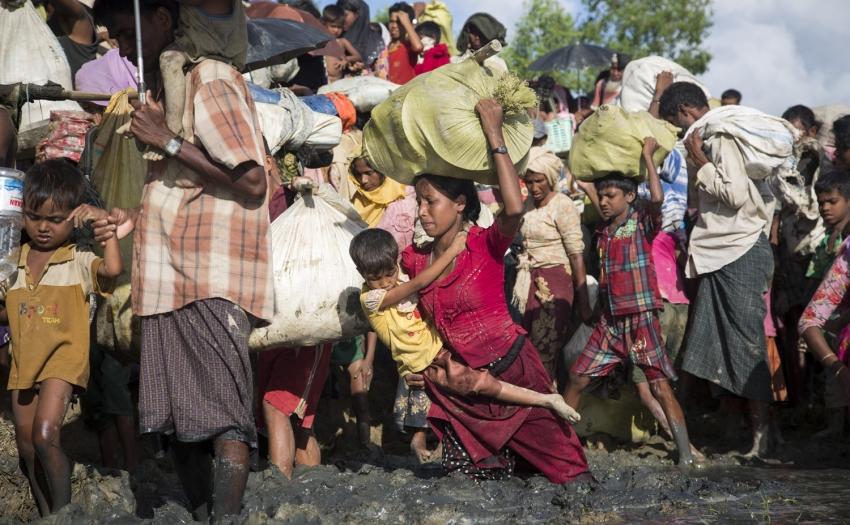 قرار  من محكمة العدل الدولية بشأن حماية مسلمي الروهينجا