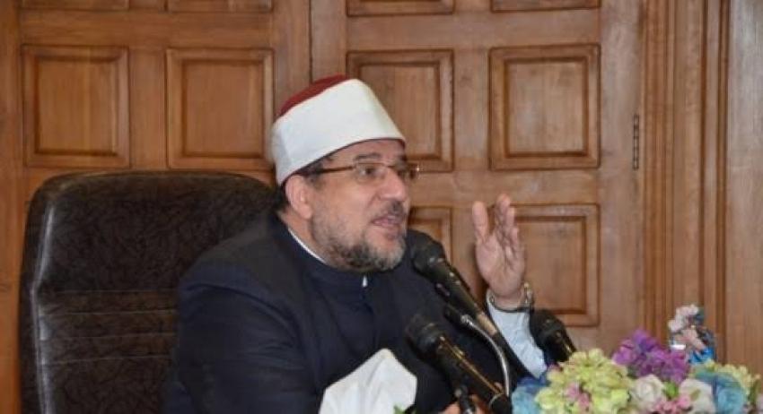 وزير الأوقاف: إذا استمر نشاط كورونا سنغلق المساجد في رمضان