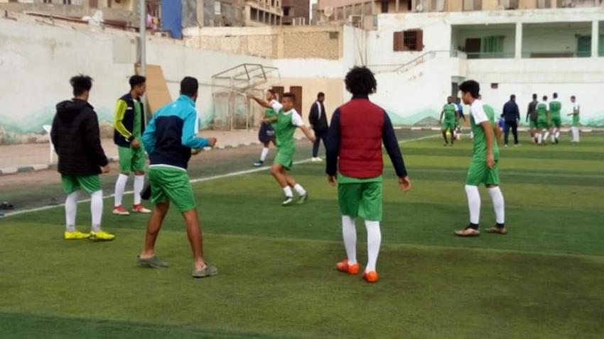 المدينة يواصل صدارته للمجموعة الأولي بثلاثية في السيد هاشم بـ«دوري الشباب»
