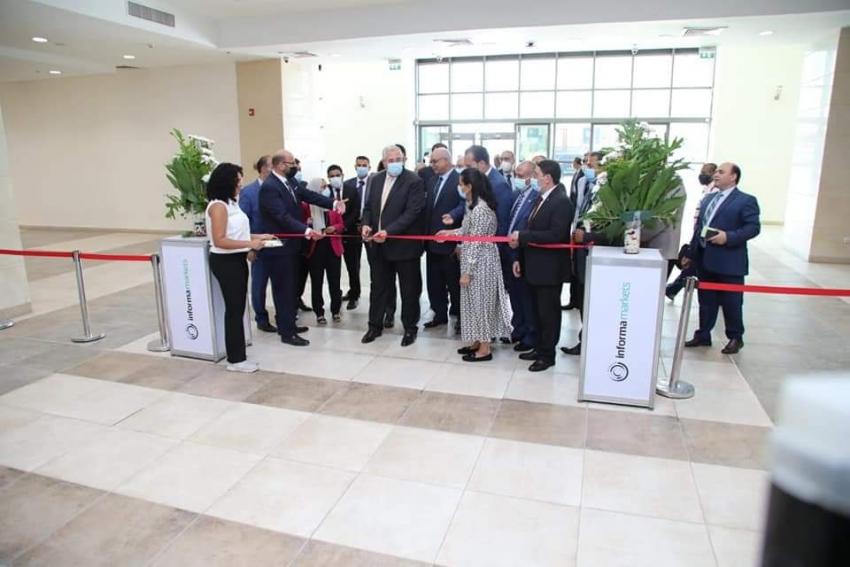 """وزير الزراعة يفتتح المعرض الزراعي الدولي """"صحاري"""" بمشاركة 250 شركة متخصصة في الأنشطة الزراعية المختلفة"""