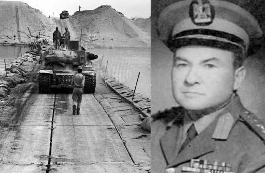 """مهندس حرب أكتوبر :   """"المهندس أحمد حمدى"""""""