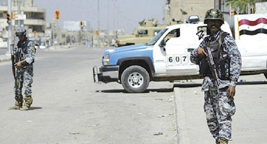 إصابة عراقى فى انفجار عبوة ناسفة غربى بغداد