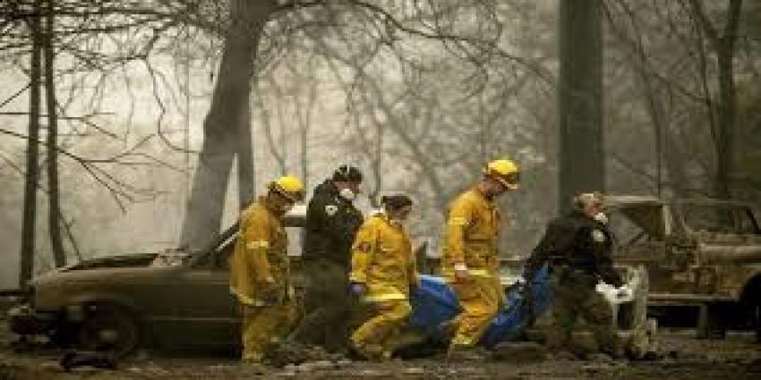 تكلفة خسائر حرائق كاليفورنيا تقدّر بـ9 مليارات دولار على الأقل