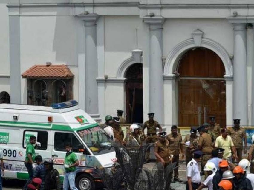 قائد شرطة سيريلانكا يتقدم باستقالته على خلفية هجوم عيد الفصح