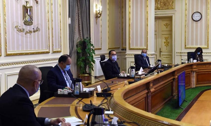 اجتماع برئاسة رئيس الوزراء  لتحديد قيمة جدية التصالح في مخالفات البناء للمتقدمين
