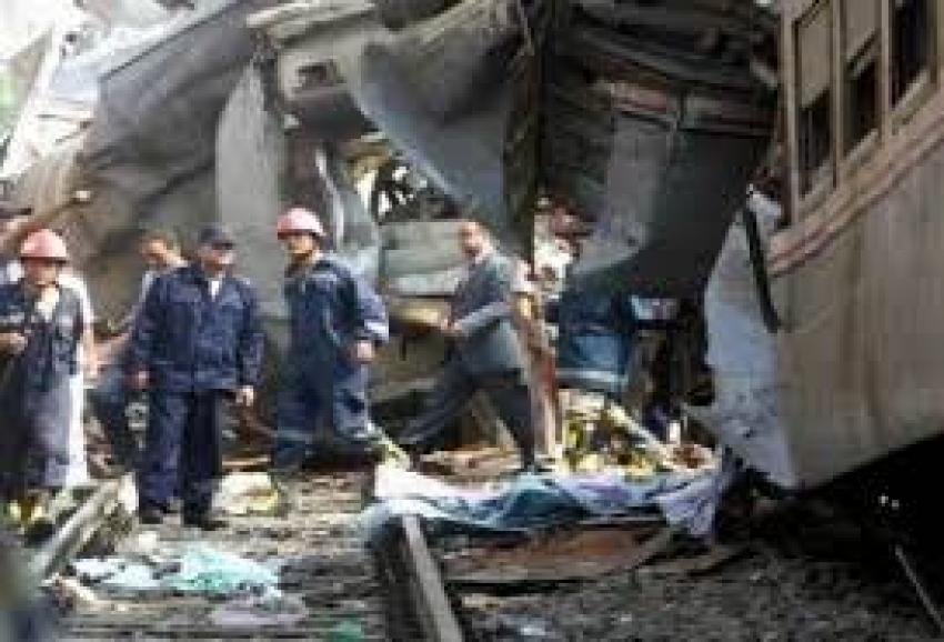 مصرع شاب واصابة ثلاثة اخرين في حادث انفجار تنك بمصنع للكيماويات تحت الانشاء بالسخنة