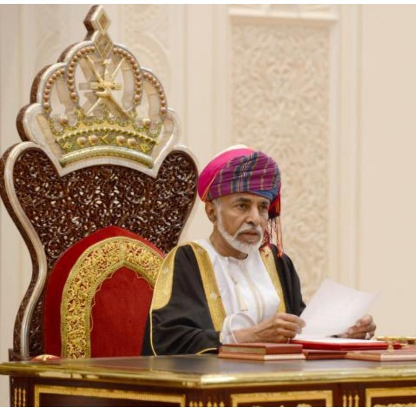 وفاة سلطان عُمان قابوس بن سعيد بعد 50 عامًا في حكم السلطنة دون وريث