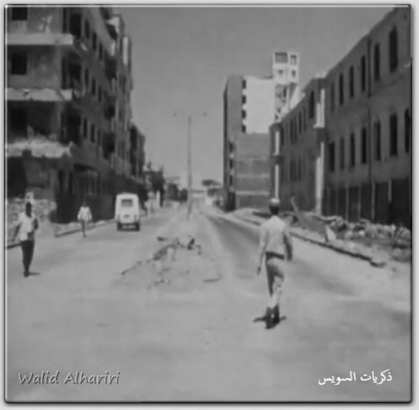 ذكريات سويسية من عمر فات ..شارع الشهداء(الجزء الثاني )