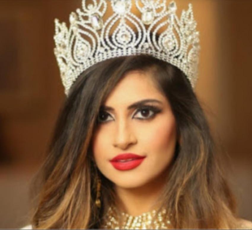 مصرع ملكة جمال باكستان فى حادث سير مروع