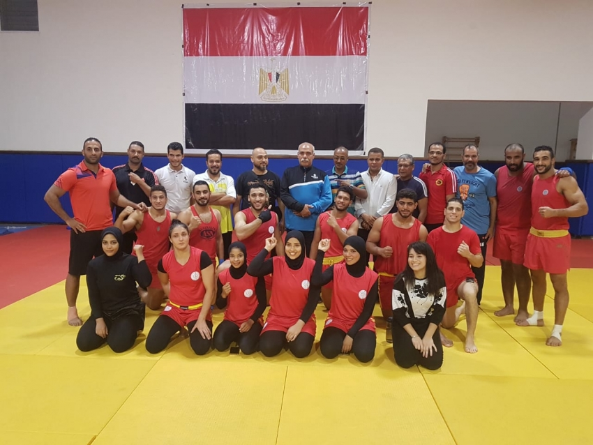 منتخب مصر للووشو كونغ فو تتوجه للصين للمشاركة في بطولة العالم