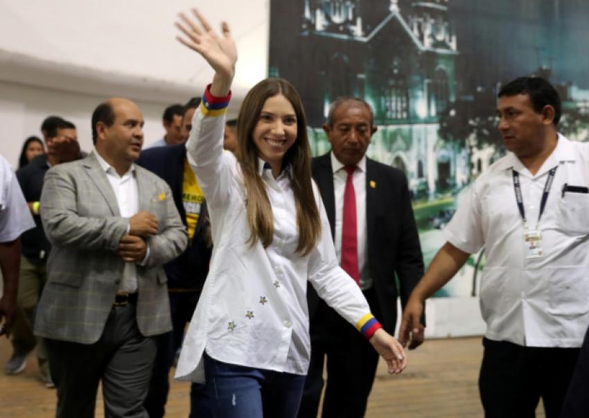 فابيانا :إننا نعرف ما الذي نواجهه ونعرف مدى وحشية مادورو