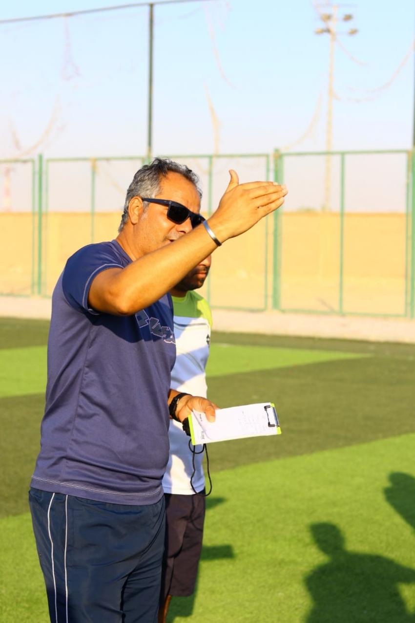 النوبه يبدأ الاستعداد للموسم بمباريات وديه سعوديه وافريقيه