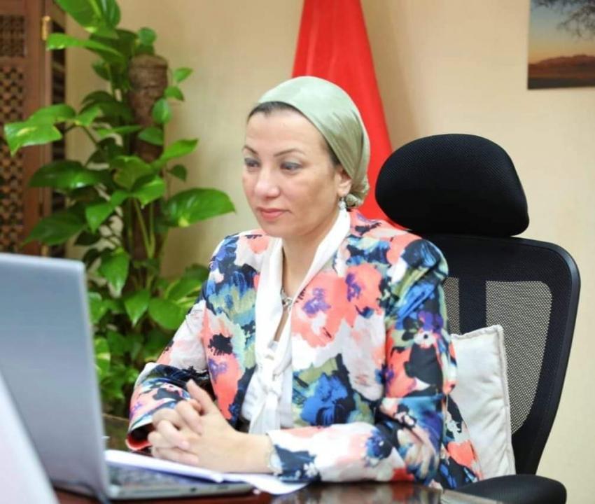 د. ياسمين فؤاد تؤكد : ضرورة توحيد الصف الأفريقي للمطالبة بحقوق القارة في تمويل مستدام وبناء قدرات وطنية لمواجهة التحديات البيئية