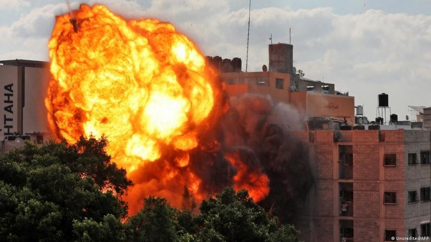 ارتفاع عدد الضحايا مع استمرار العنف في غزة وإسرائيل والضفة الغربية