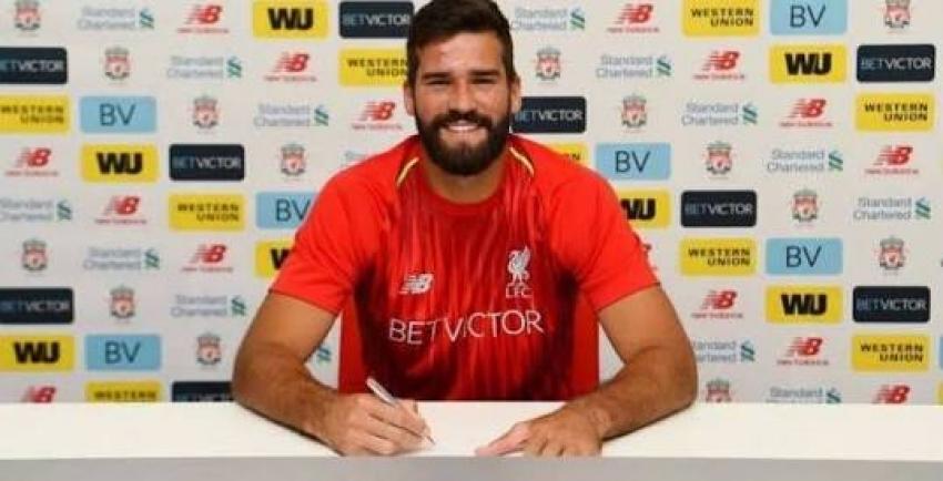 رسمياً| «أليسون» ينتقل إلى ليفربول