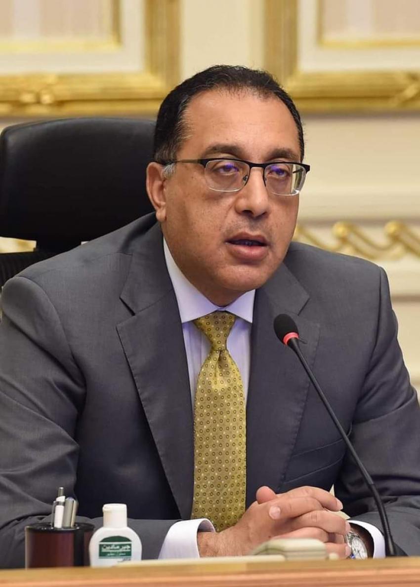 """وزراء ورئيس الهيئة الهندسية للقوات المسلحة يستعرضون مشروع مخطط تنمية البوابة الاقتصادية الشمالية الشرقية لمصر """"باب مصر"""""""