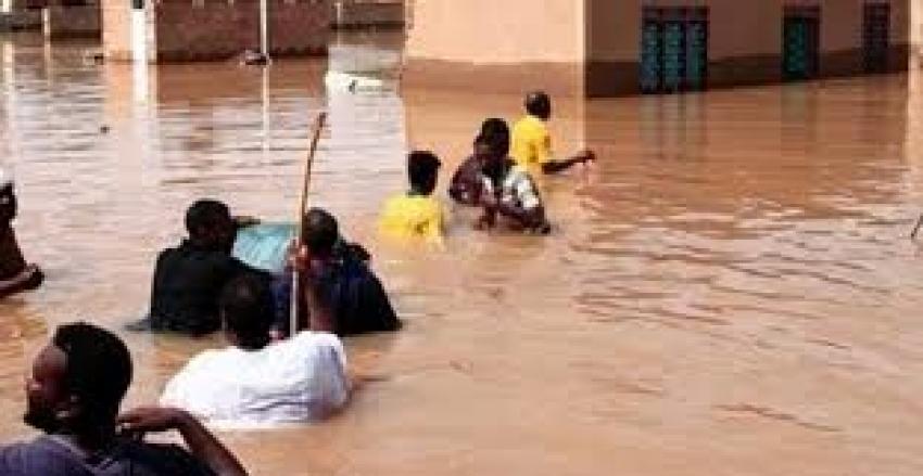 السودان تعلن الطوارئ 3 أشهر بسبب الفيضانات