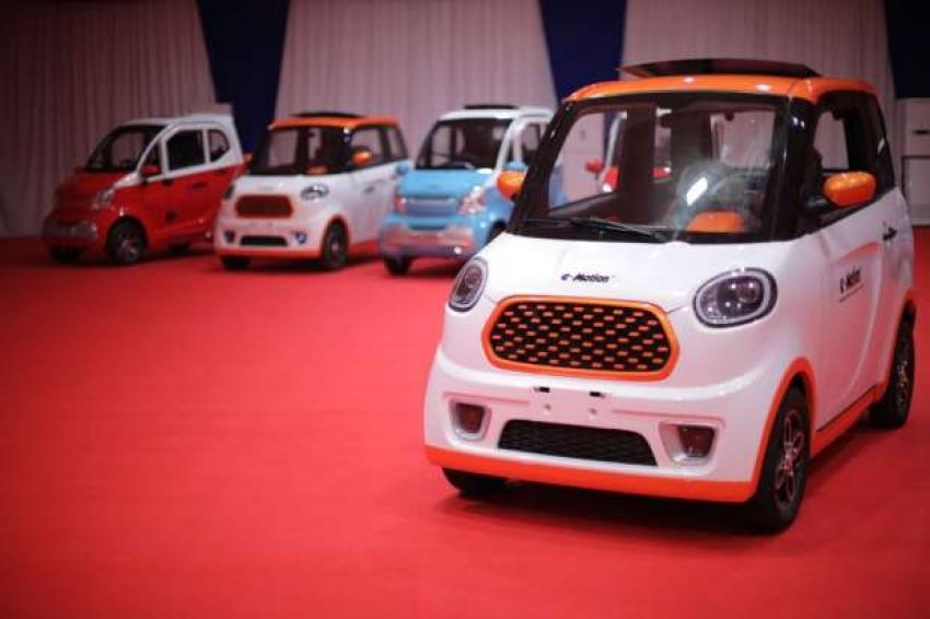 طرح 200 سيارة كهربائية الشهر الجاري بسعر 78 ألف جنيه