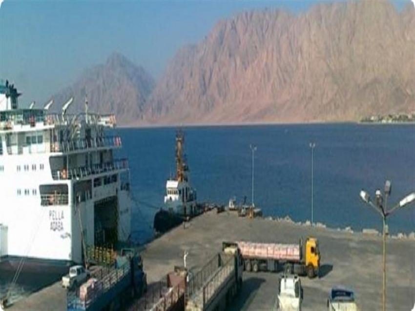 اغلاق ميناء شرم الشيخ البحرى لسوء الاحوال الجوية