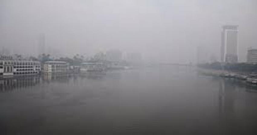 """""""الأرصاد"""" استمرار تكاثر السحب المنخفضة والمتوسطة وسقوط الأمطار والعظمى بالقاهرة"""