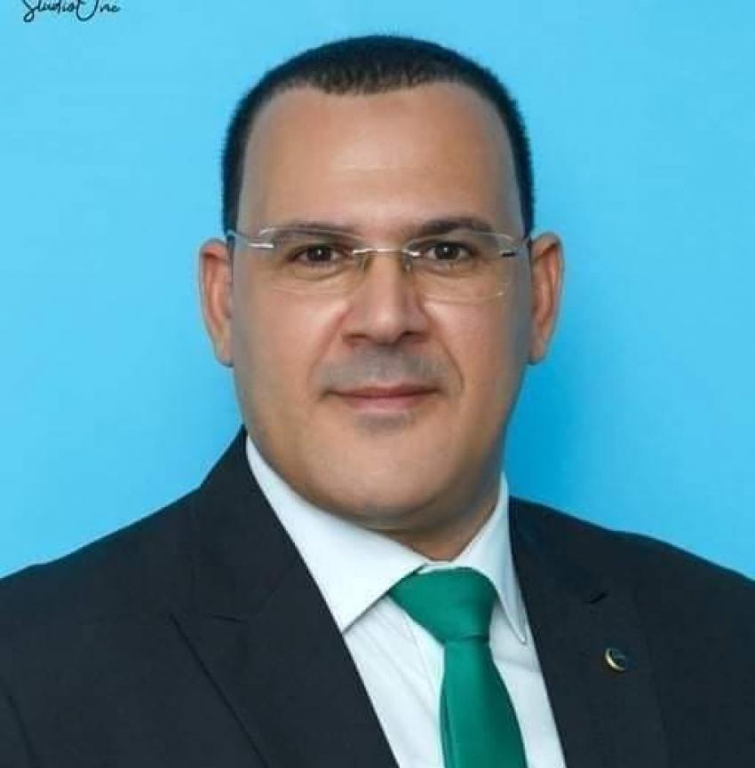 الدكتور اسماعيل عبد الفتاح مديرا لصحة السويس