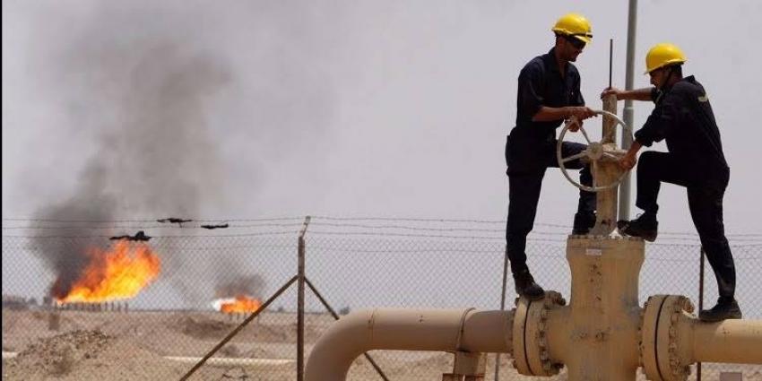 توقف ضخ النفط بسبب هجوم ارهابى على خط أنابيب رئيسي بالسعودية