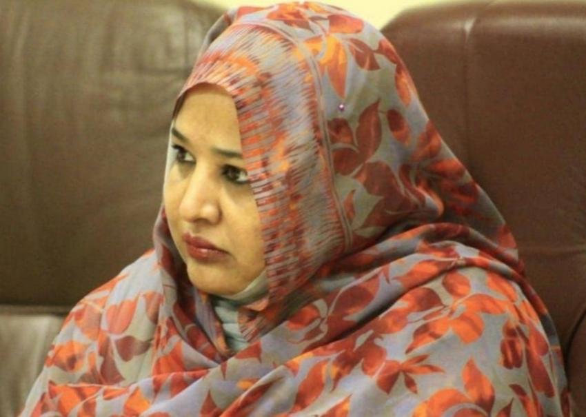 إعتقال زوجة الرئيس السودانى المعزول بتهمةالثراء الحرام