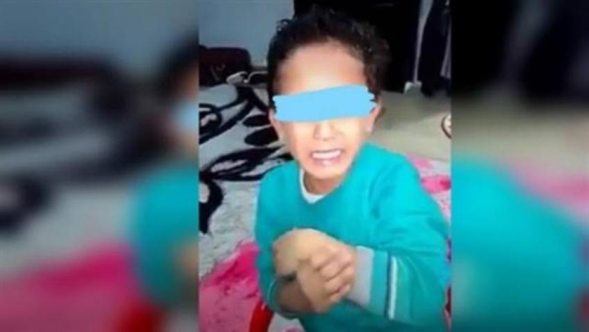 أول رد من «القومي للطفولة» في واقعة فيديو تعذيب أم لإبنها