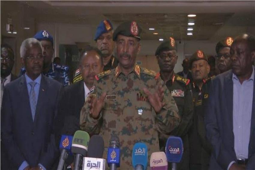 السودان يعلن السيطرة على كافة المقار الحكومية وإنهاء عملية التمرد