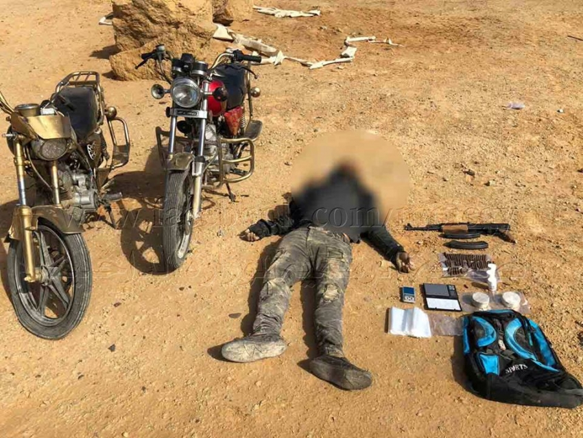 مصرع عنصر إجرامي خلال تبادل لإطلاق النار مع قوات الشرطة بنطاق قسم عتاقة بالسويس