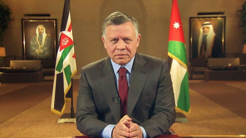 قافله مساعدات طبيه طارئه يرسلها الأردن للفلسطينيين