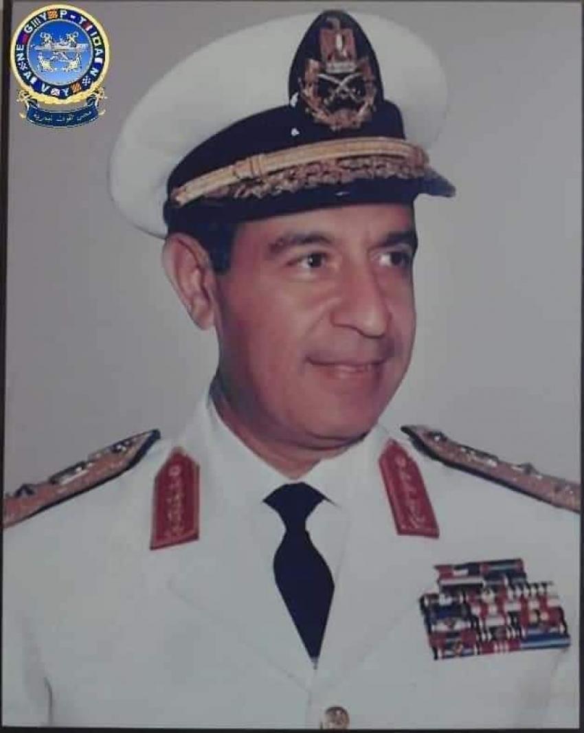 بطولة و كفاح الفريق بحري علي توفيق جاد  قائد القوات البحرية الاسبق