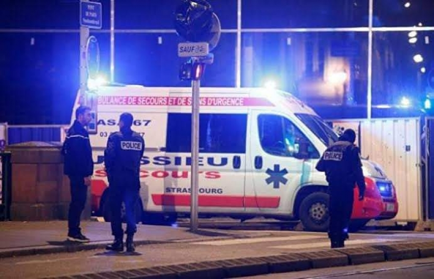 إطلاق نار بستراسبورج الفرنسية وسقوط 13 قتيلًا وجريحًا