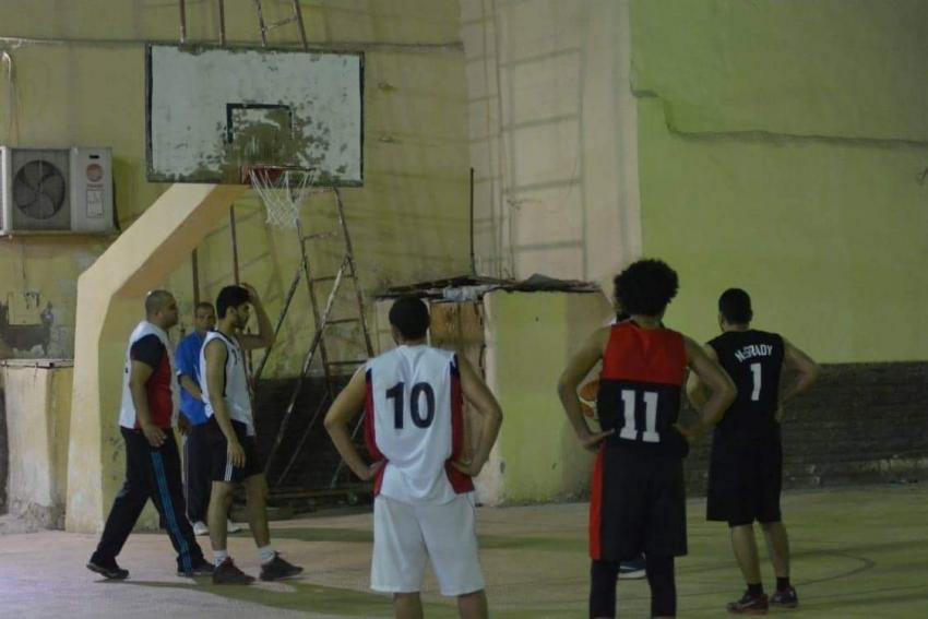 انطلاق دورة الملك الرمضانية لكرة السلة بمركز المدينة