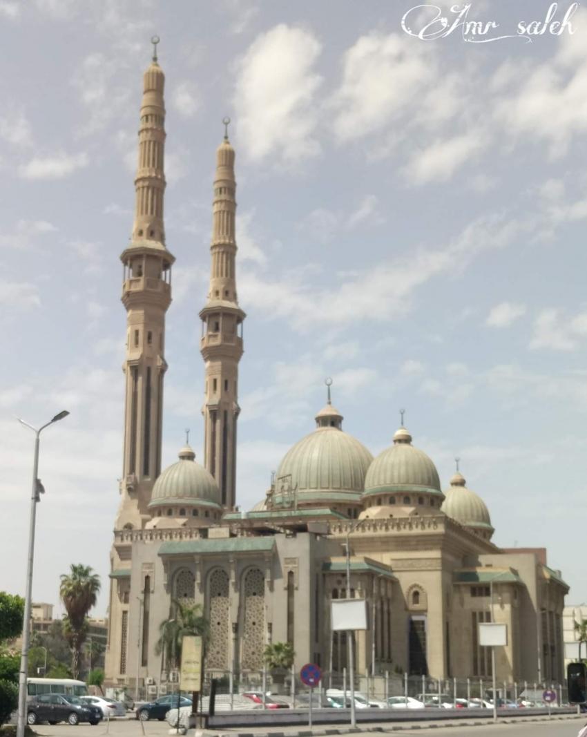 مسجد النور بالعباسية ... أشهر مساجد الشيخ حافظ سلامة