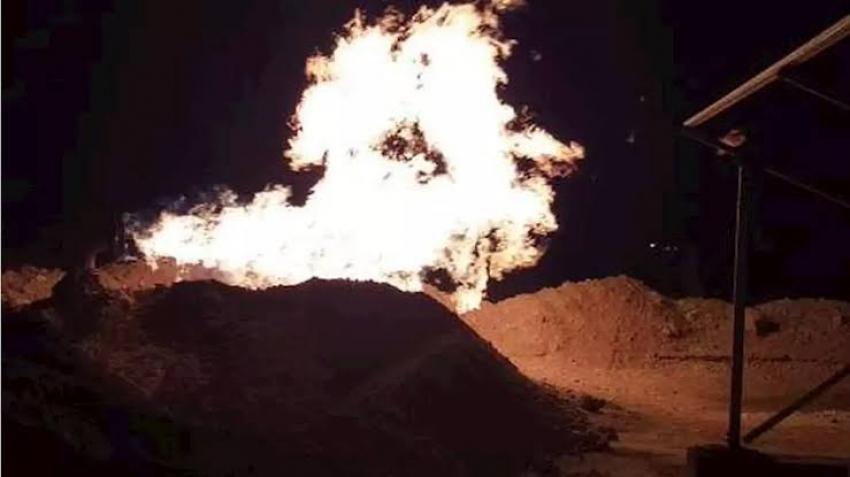 حقيقة اكتشاف أول بئر بترول في صحراء جرجا بسوهاج