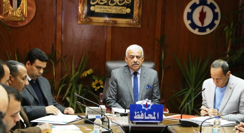 قرارات هامة للمجلس التنفيذى لمحافظة السويس أهمها الحيز العمراني لحي الجناين..ننشرها