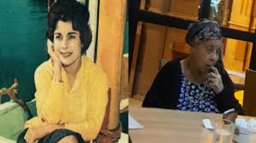 وفاة الفنانة الكبيرة امال فريد فجر اليوم بمستشفى شبرا العام