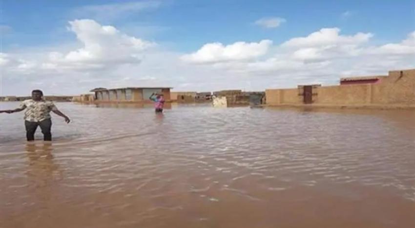 السودان تعلن زياده إيرادات النيل الأزرق