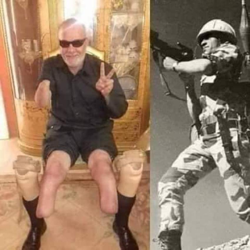الأسطورة ..  عبد الجواد محمد مسعد سويلم .  الجندي الوحيد في العالم الذي قاتل و هو عنده عجز بنسبة100٪