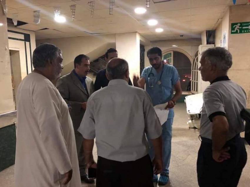 الصحه :- اعلان حاله الطوارئ بمناسبه اجازه عيد الأضحى المبارك