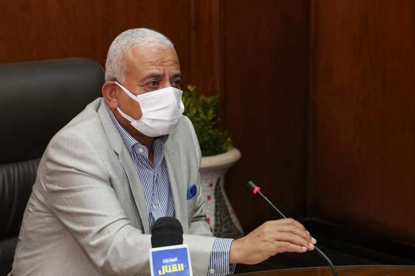 محافظ السويس : رفع درجة الاستعداد القصوى استعدادا لعيد الأضحى والذبح بالمجزر مجانا