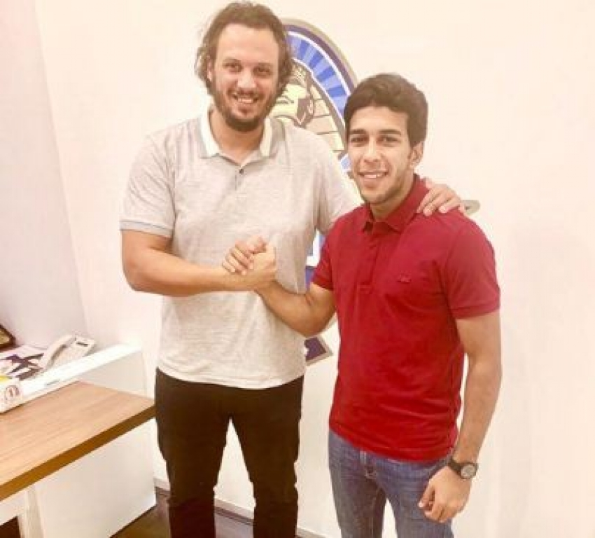 بيراميدز يتعاقد مع نجم الأهلي في صفقة انتقال حر